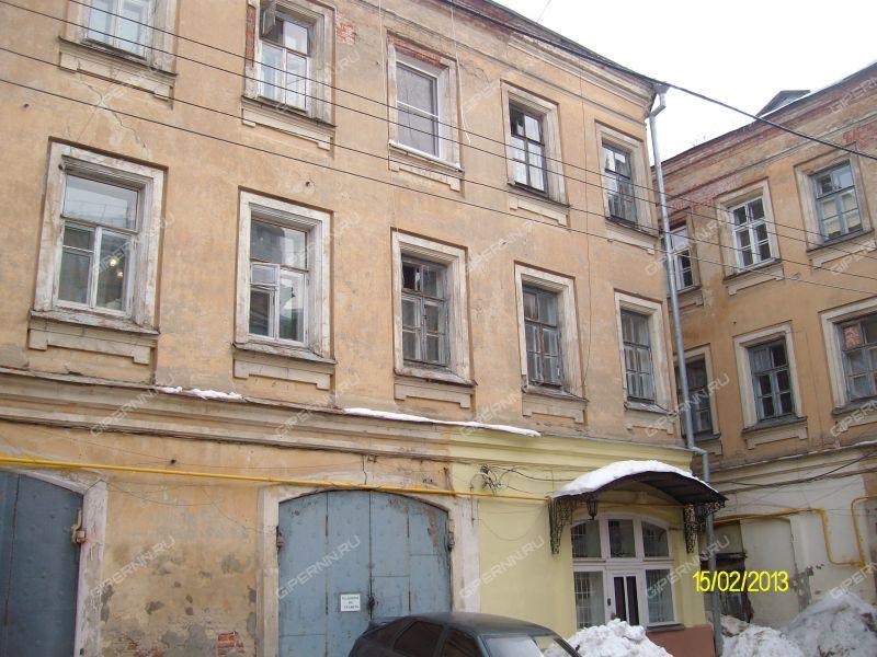 комната в доме 8б на улице Рождественская