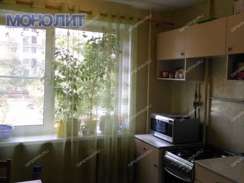 двухкомнатная квартира на проспекте Бусыгина дом 50