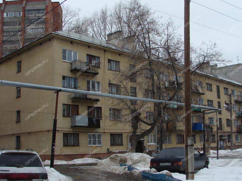 комната в доме 7 на Архангельской улице
