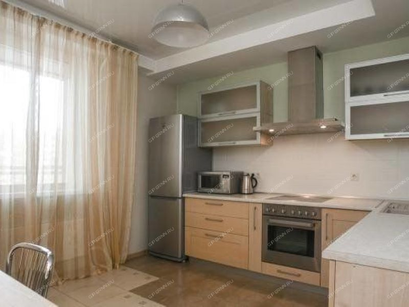 однокомнатная квартира на улице Максима Горького дом 142а