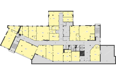 планировки бизнес-центра фото
