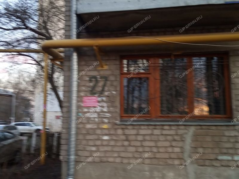 трёхкомнатная квартира на Путейской улице дом 27