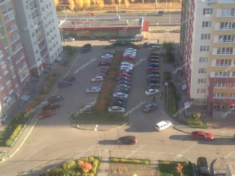однокомнатная квартира на сутки на улице Академика Сахарова дом 109 к1