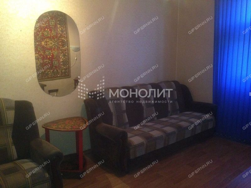 комната в доме 22 на улице Чаадаева