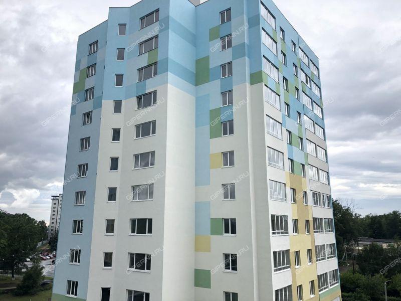 однокомнатная квартира на улице Маяковского дом 1а город Бор