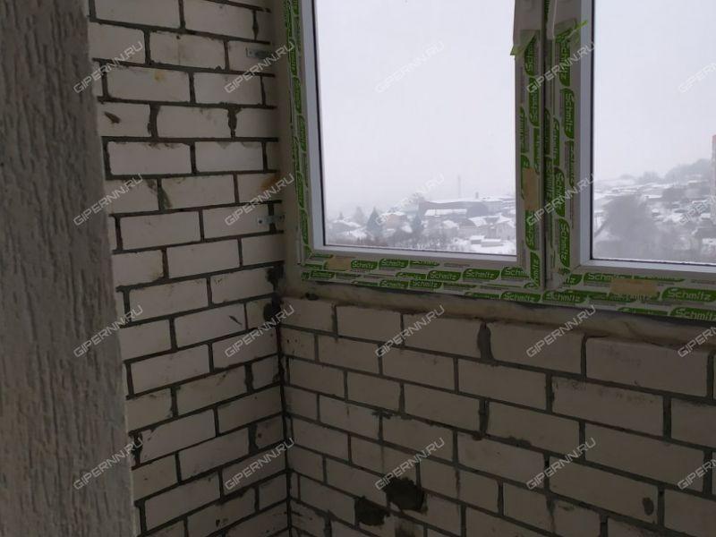 однокомнатная квартира на улице Красная Поляна дом 7 деревня Афонино