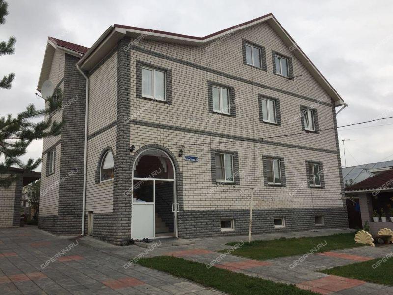 дом на улице Новые Пески