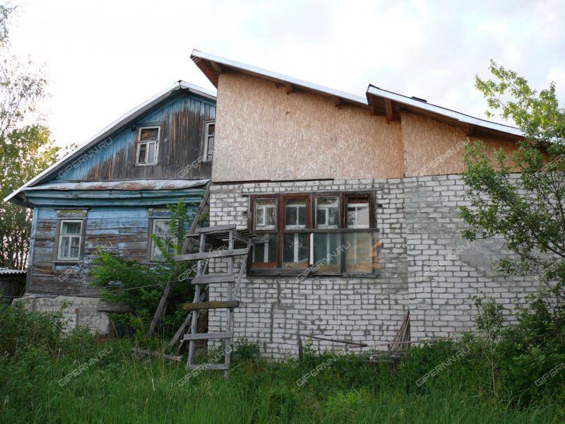 дом на улице Рельсовая
