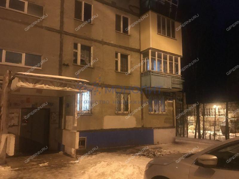 трёхкомнатная квартира на улице Маршала Жукова дом 10