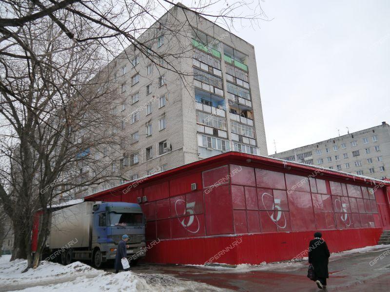 однокомнатная квартира на улице Дьяконова дом 26а
