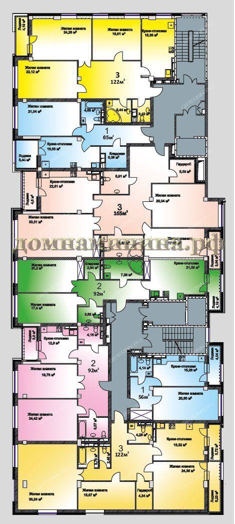 однокомнатная квартира в новостройке на площади Минина и Пожарского фото