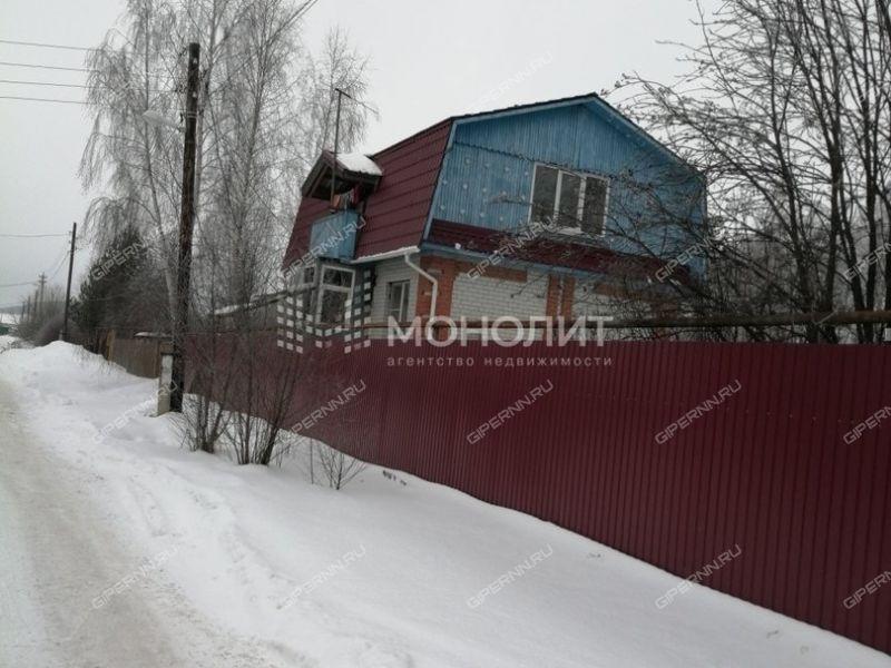 дом на улице Луговая село Доскино