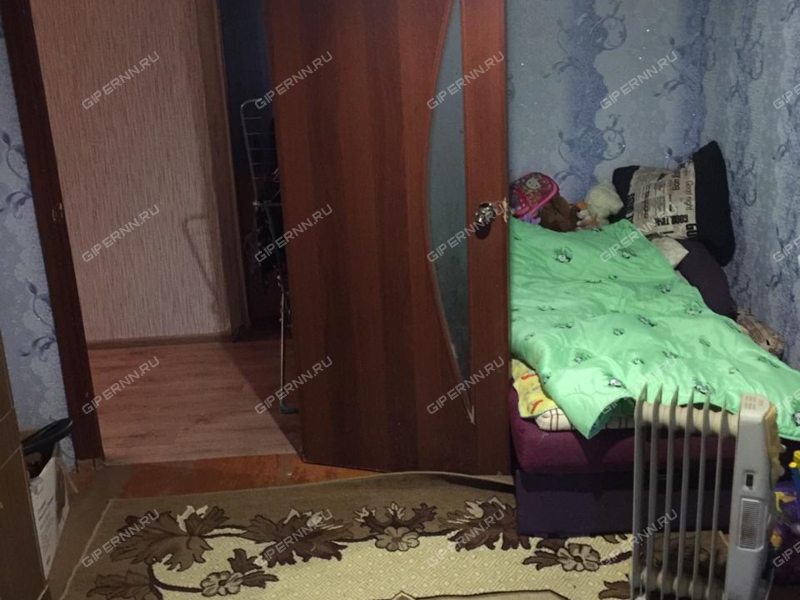 двухкомнатная квартира на улице Чкалова дом 7