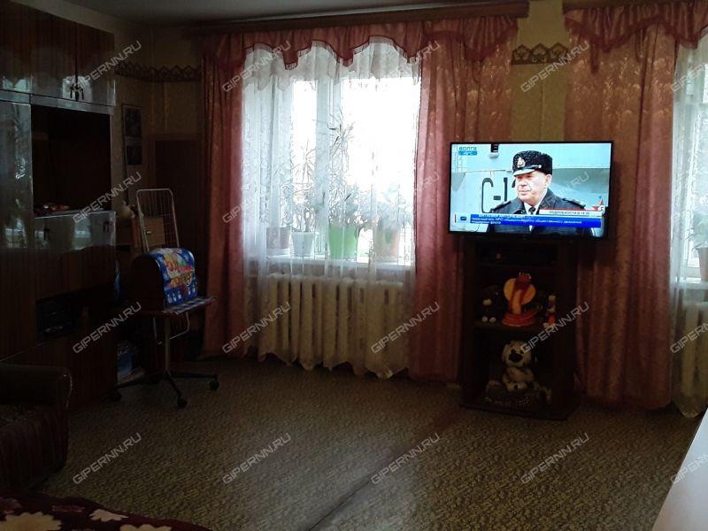 трёхкомнатная квартира на улице Раевского дом 19