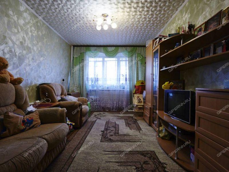 двухкомнатная квартира на улице Береговая дом 16