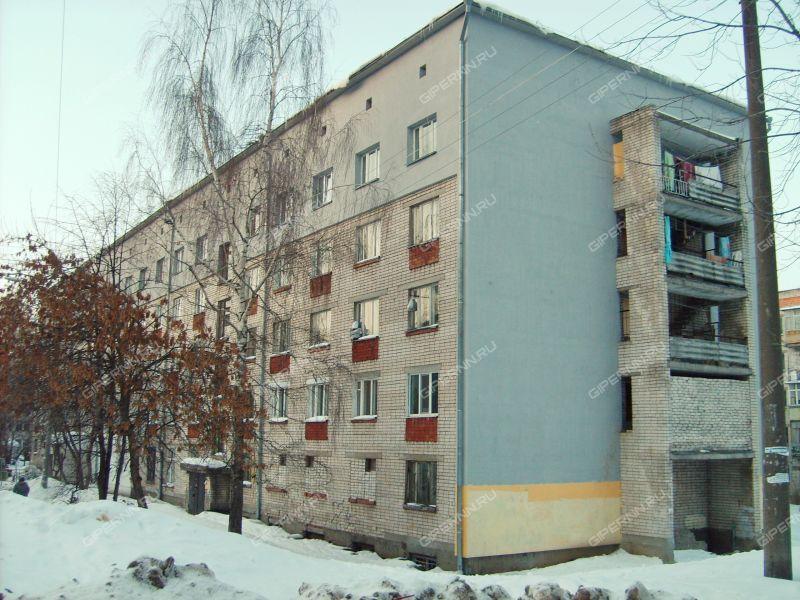 комната в доме 6 к2 на улице Бориса Корнилова
