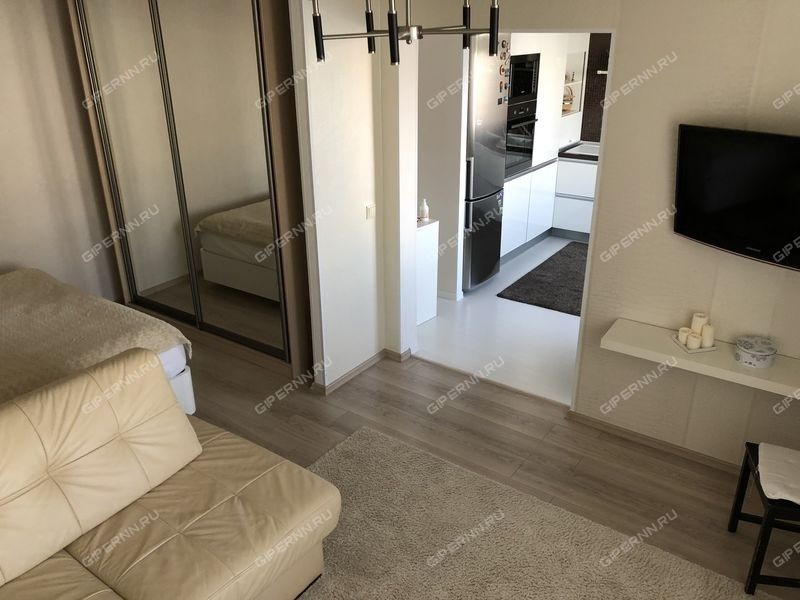 двухкомнатная квартира на улице Богдановича дом 8