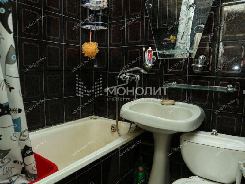 двухкомнатная квартира на улице Ульянова дом 38