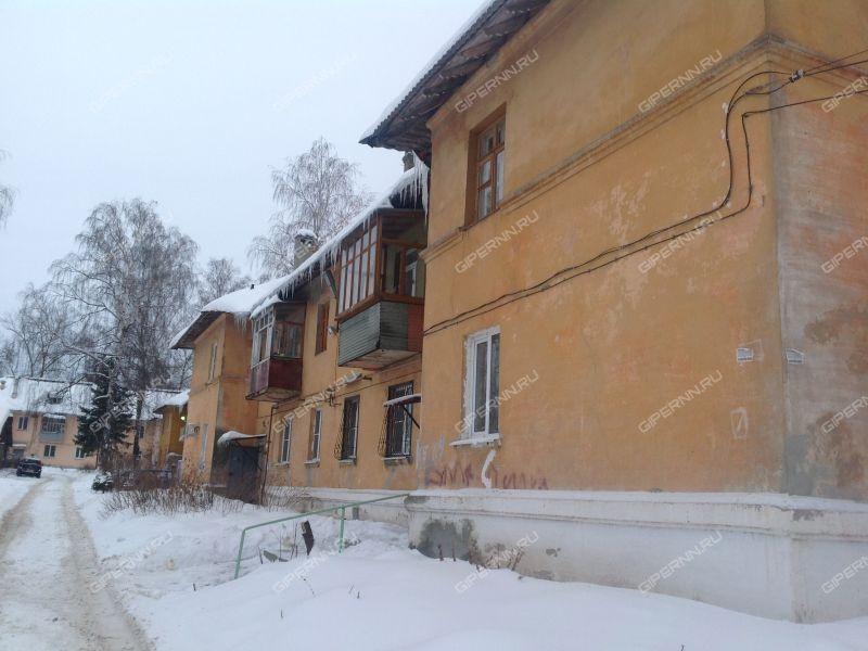 двухкомнатная квартира на Театральной улице дом 3 город Кстово