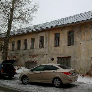 Церковь получит здание на Стрелке под духовно-просветительский центр - фото