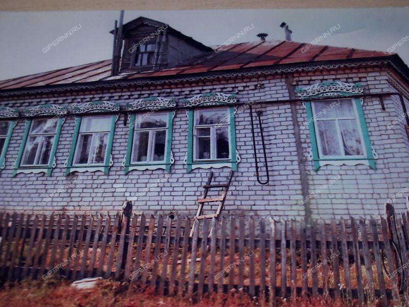 дом на улице 1 Мая село Саврасово