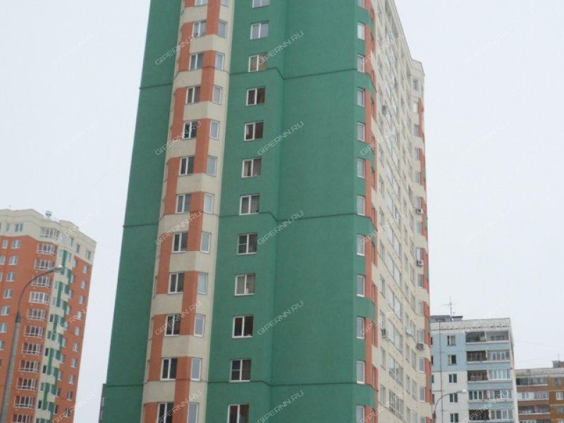 Верхне-Печёрская улица, 13 к1 фото