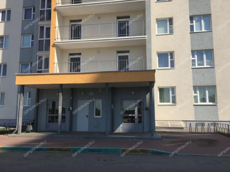 квартира-студия на Бурнаковской улице дом 95