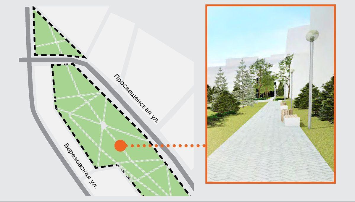 Какие парки и скверы благоустроят в 2018 году в Нижнем Новгороде? - фото 15