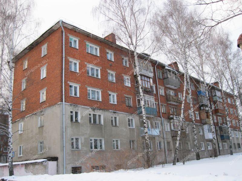 двухкомнатная квартира на улице Крылова дом 6а