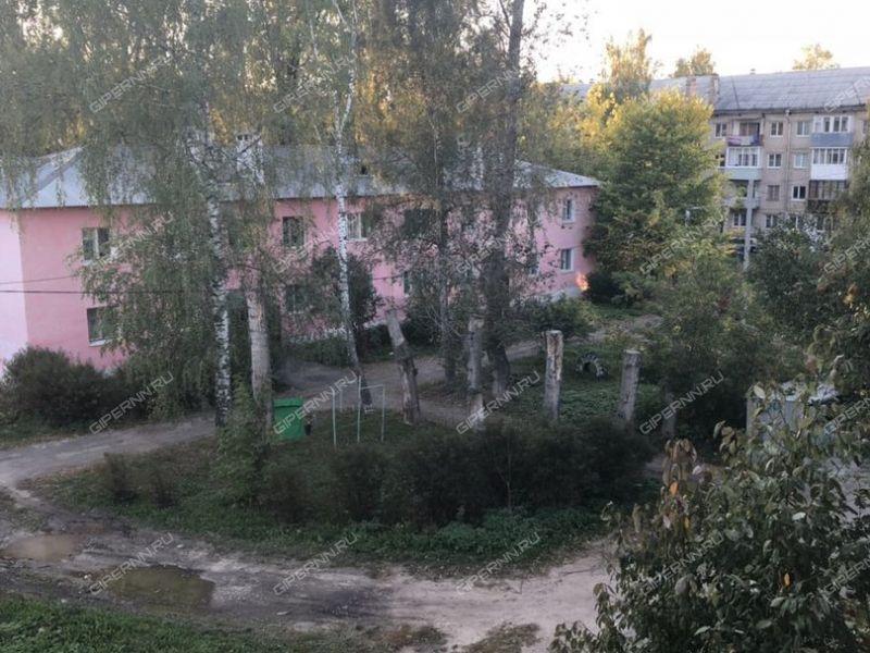 двухкомнатная квартира в переулке Чернышевского дом 3 город Богородск