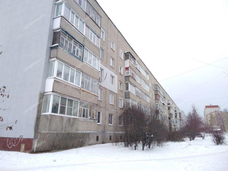 однокомнатная квартира на улице Зелёная дом 14 к1 город Арзамас