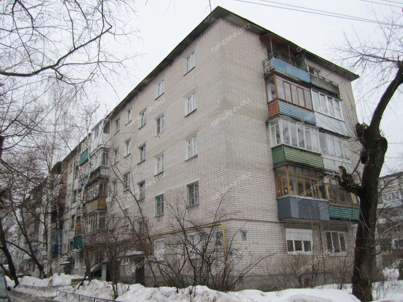 однокомнатная квартира на улице Июльских Дней дом 5 к1