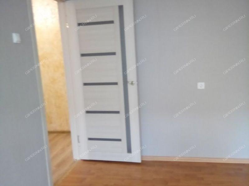 двухкомнатная квартира на улице Баренца дом 4