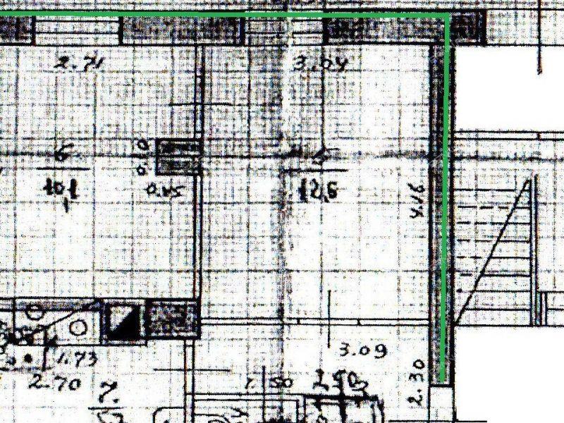 двухкомнатная квартира на проспекте Мира дом 9 город Заволжье
