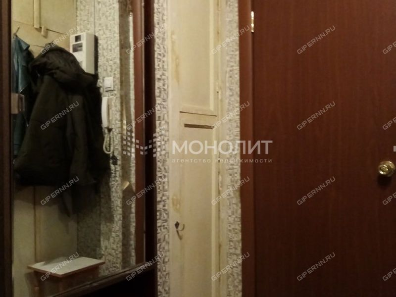 однокомнатная квартира на улице Гаугеля дом 23