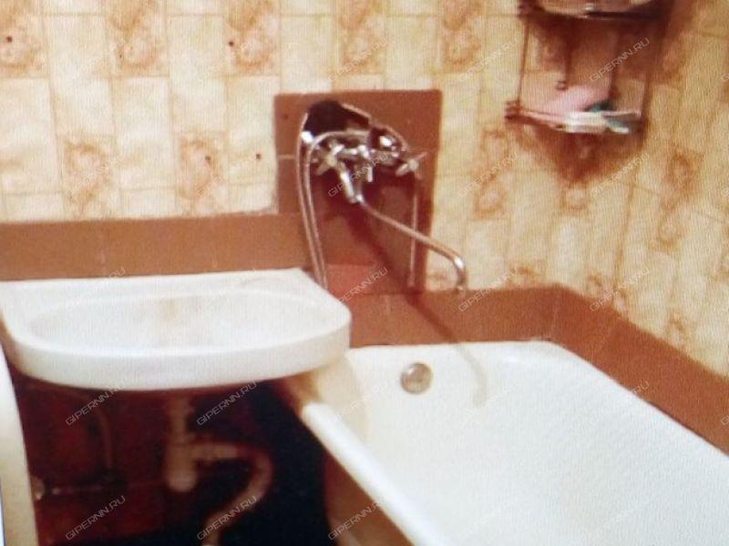 однокомнатная квартира на улице Героя Попова дом 7