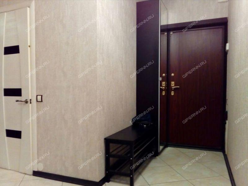 однокомнатная квартира на улице 40 лет Победы дом 1