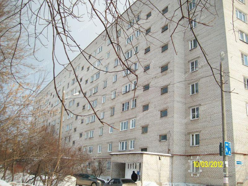 трёхкомнатная квартира на улице Мечникова дом 81