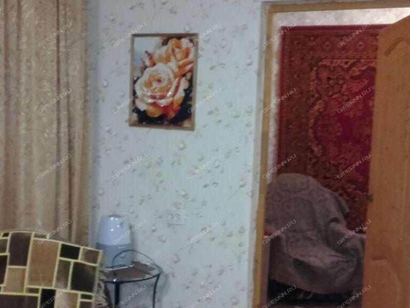 трёхкомнатная квартира на улице Тропинина дом 3а