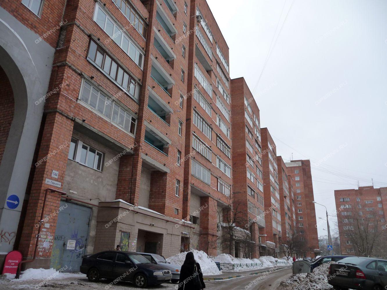Коммерческая недвижимость в нижнем новгороде ул.горького аренда офиса харьков центр 1 этаж
