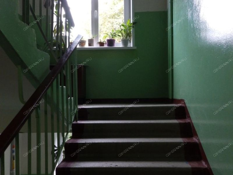 однокомнатная квартира на улице Адмирала Васюнина дом 4 к2