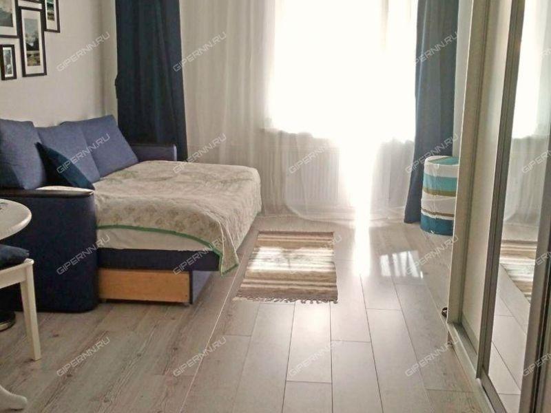 двухкомнатная квартира на улице Ярошенко дом 9