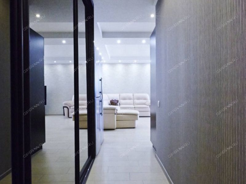 двухкомнатная квартира на улице Тимирязева дом 35